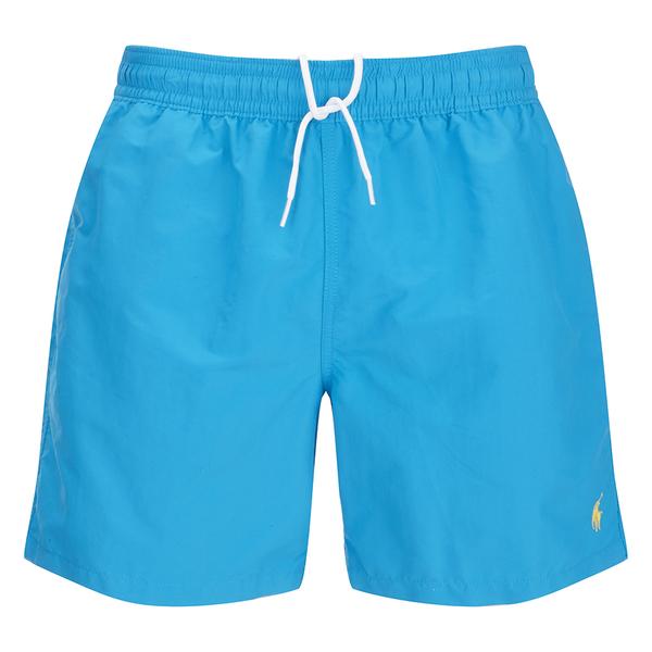 Polo Ralph Lauren Men's Hawaiian Swim Shorts - Hawaiian Ocean: Image 1