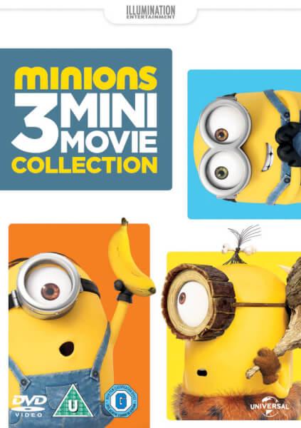 Minion Mini Movies: 3 Mini Movies