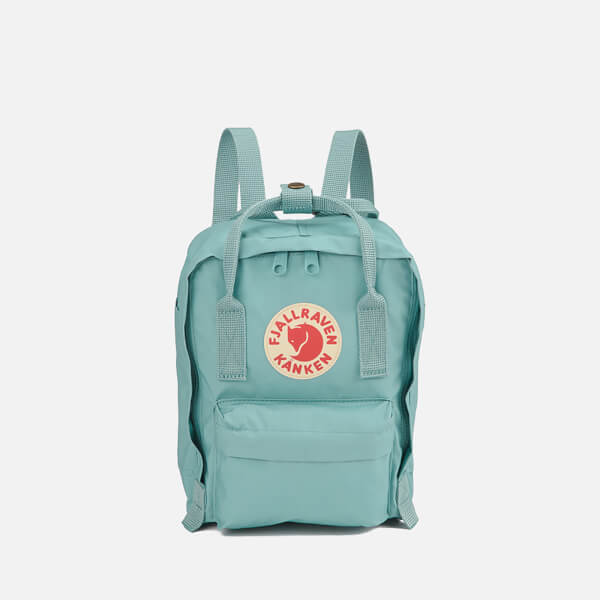 9a9417b3d7725 Fjallraven Mini Kanken Backpack - Sky Blue  Image 1