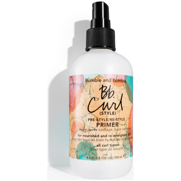 Bumble and bumble Curl Pre/Re Style Primer 250ml