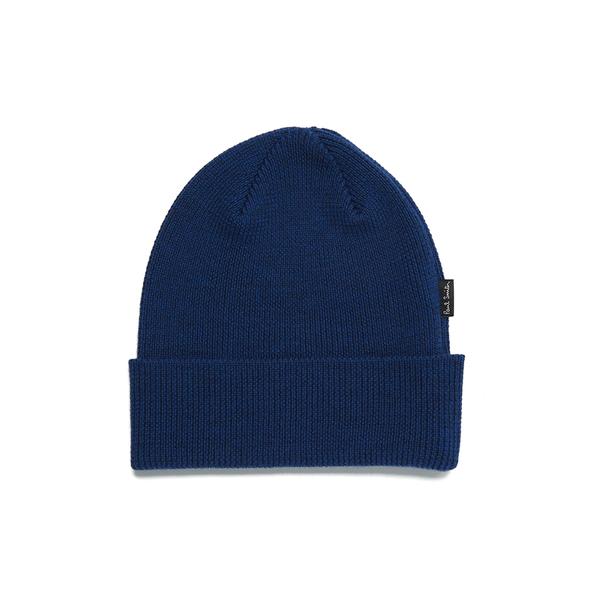 Paul Smith Accessories Men's Beanie Hat - Navy