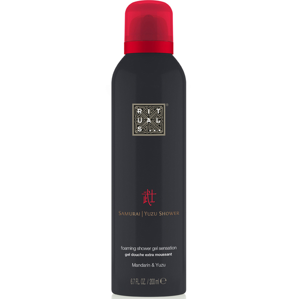 Rituals Samurai Yuzu Shower Foam 200ml Free Shipping