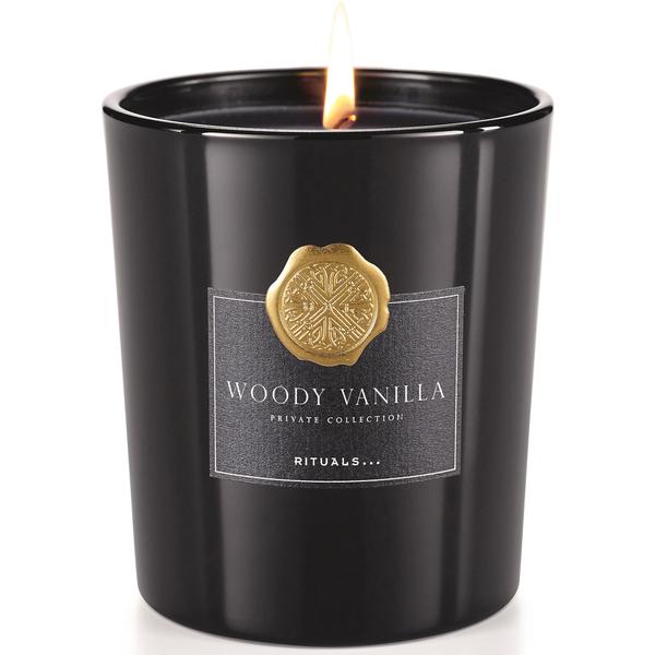 Rituals Woody Vanilla Luxusduftkerze (360g)