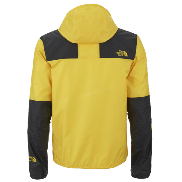 The North Face Men s 1985 Mountain Jacket - Freesia Yellow Clothing ... 9fe09f98756d