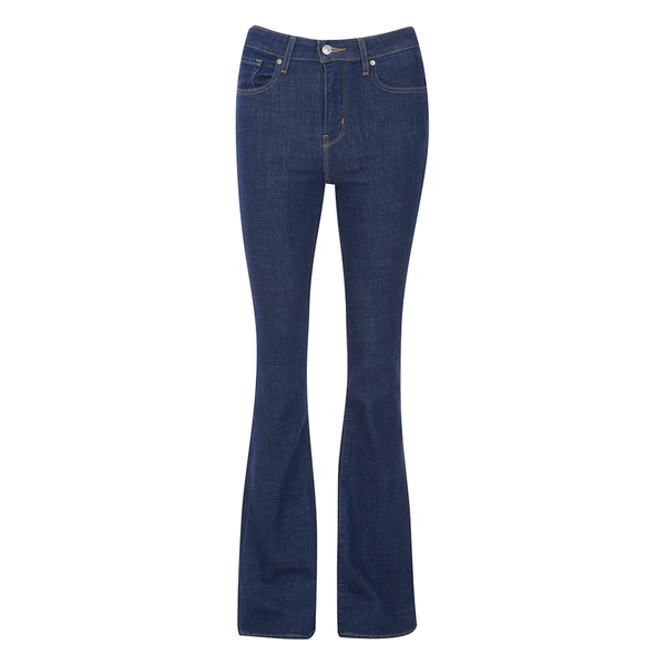 Levi's Women's High Rise Flare Jeans - Pacific Sound