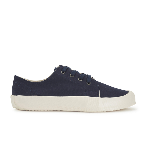 YMC Men's Lace Up Trainers - Navy