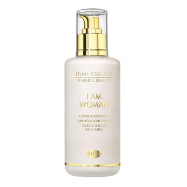 Joan Collins Timeless Beauty I am Woman Luxury Body Cream
