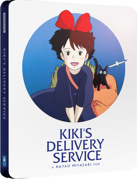 Kiki's Delivery Service - Limited Edition Steelbook