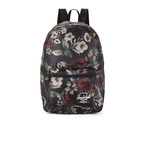 Herschel Packable Day Packs Backpack - Hawaiian Camo Print
