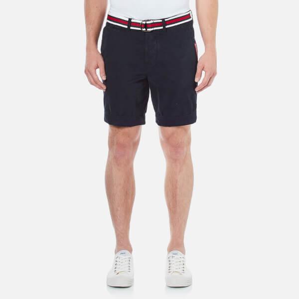 Superdry Men's International Chino Shorts - Legion Blue