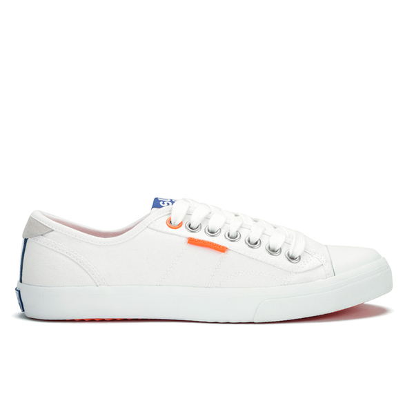 Superdry Men's Low Pro Trainers - Optic White