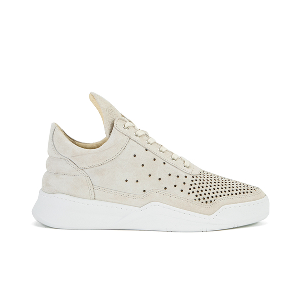 Filling pieces Men's Ghost Gradient Perforated Low Top Trainers - - UK 7 7rKYQK4y