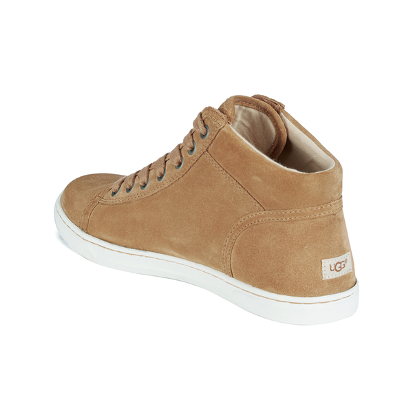 ugg high top trainers