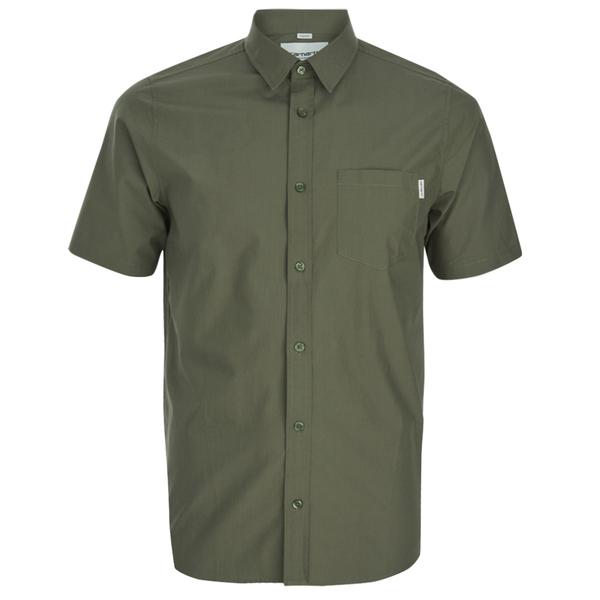 Carhartt Men's Wesley Short Sleeve Shirt - Leaf