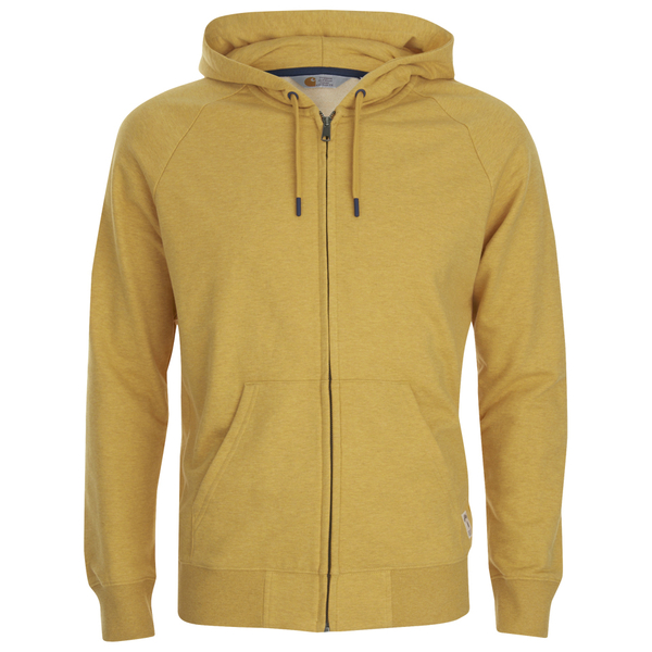 Carhartt Men's Hooded Holbrook Zip Hoody - Oro Heather