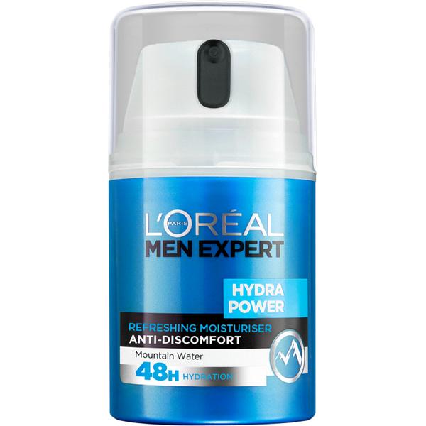 L'Oréal Paris Men Expert HydraPowerSoin hydratant rafraîchissant(50 ml)