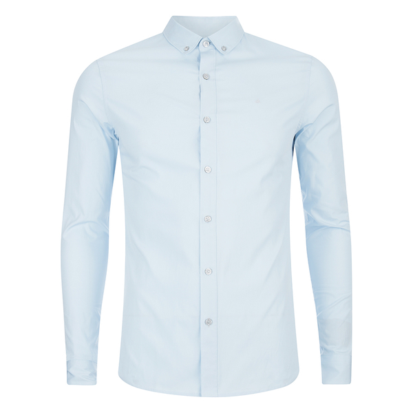 Calvin Klein Men's Walshner Long Sleeve Shirt - Sky Way