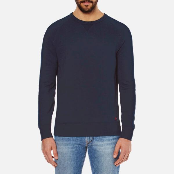 Levi's Men's Original Crew Sweatshirt - Indigo