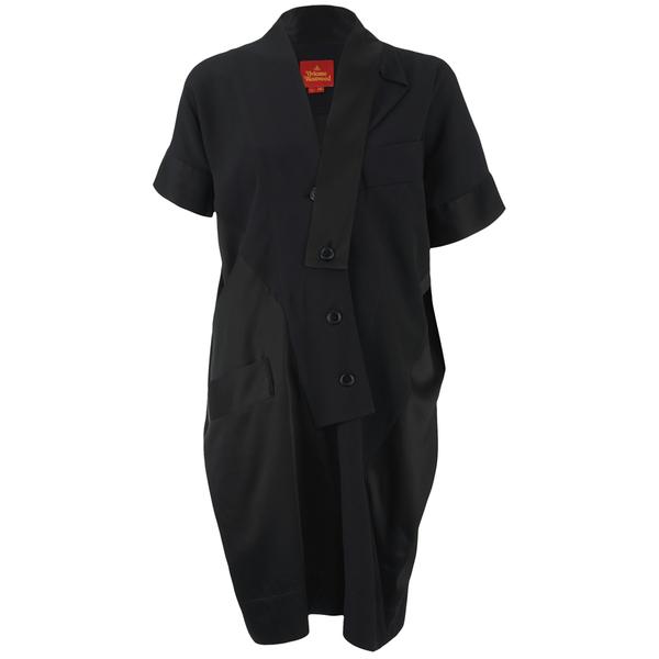 Vivienne Westwood Red Label Women's Arabesque Mini Dress - Black