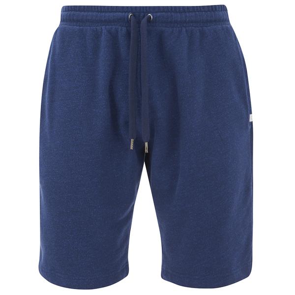 Derek Rose Devon 1 Men's Sweat Shorts - Navy