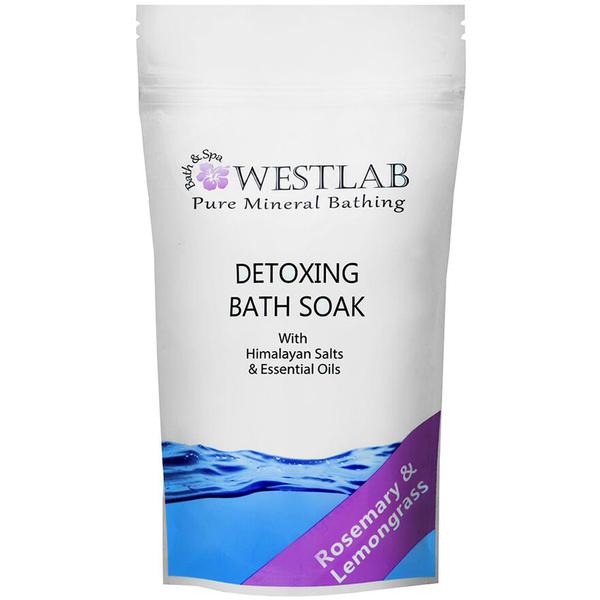 Westlab Detox Himalayan Salt Bath Soak
