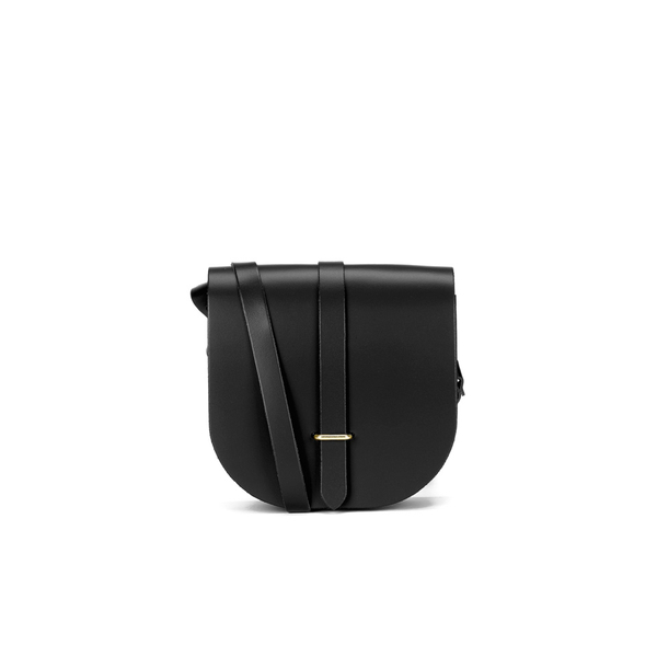 The Cambridge Satchel Company Women's Saddle Bag - Black
