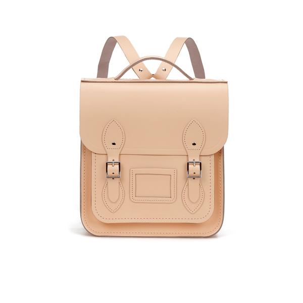 The Cambridge Satchel Company Women's Small Portrait Backpack - Peony peach