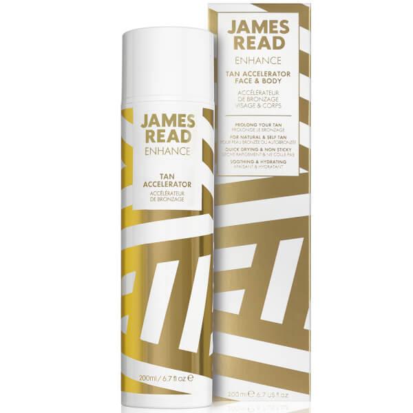 Mousse autobronzante James Read 200 ml