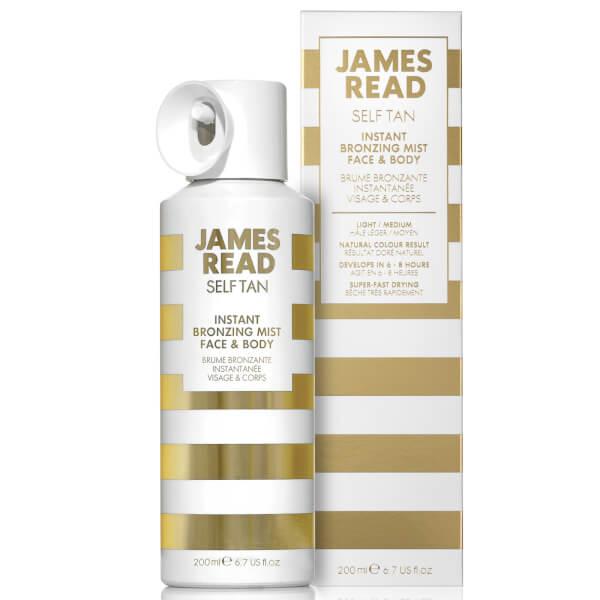James Read Instant Bronzing Mist 200ml