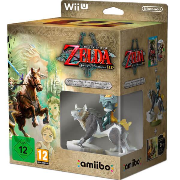 The Legend of Zelda: Twilight Princess HD - Limited Edition