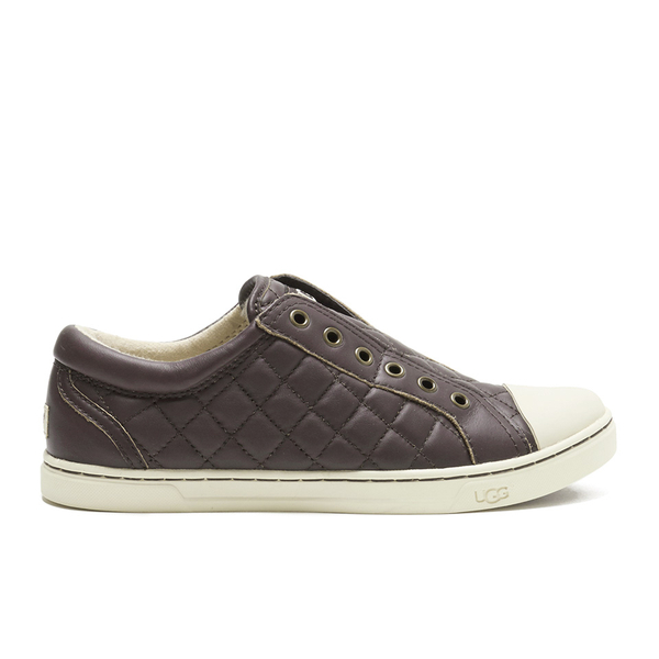 UGG Women's Jemma Quilted Trainers - Espresso