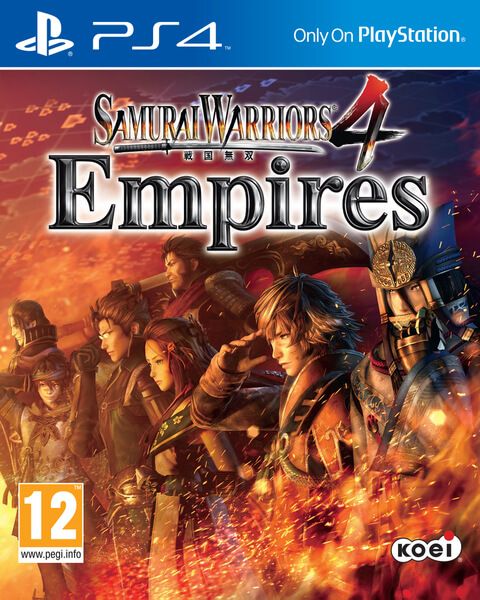 Samurai Warriors 4: Empire