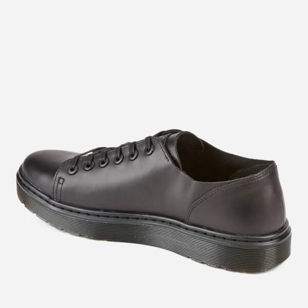 a3e3bae87d8 Dr. Martens Men's Vibe Dante Brando 6-Eye Low Top Shoes - Black ...