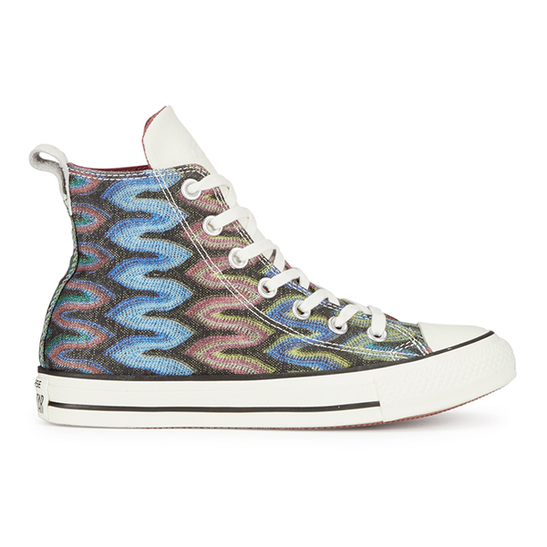 Converse All Star Missoni Hi Women Black