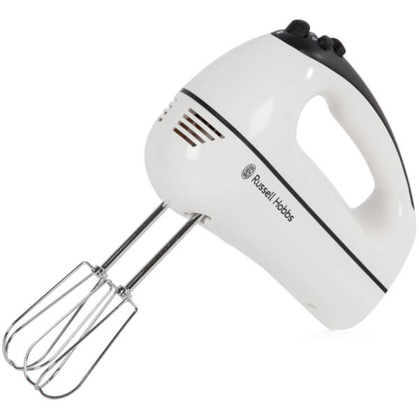 russell hobbs 18965 aura hand mixer stainless steel. Black Bedroom Furniture Sets. Home Design Ideas