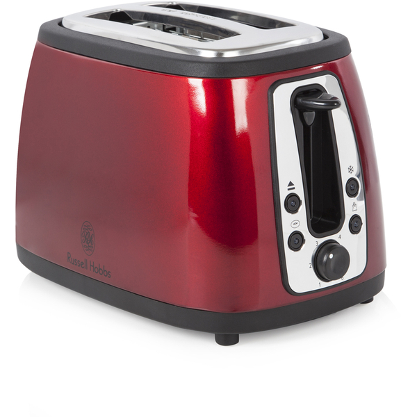 Russell Hobbs 19150 2 Slice Toaster - Red