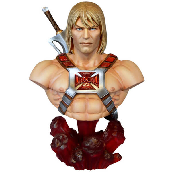 Tweeterhead Masters of the Universe He-Man 8 Inch Bust