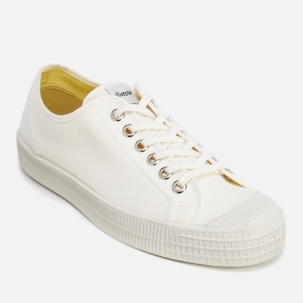 18838abac7a744 Novesta Star Master Classic Trainers - White  Image 2