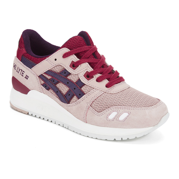 asics adobe rose