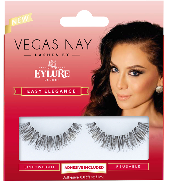 Eylure Vegas Nay - Pestañas Easy Elegance