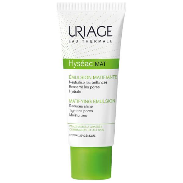 Uriage Hyséac Moisturizing and Mattifying Pore Refiner Emulsion (40ml)