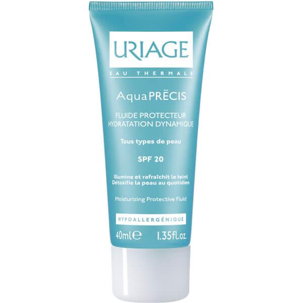 Uriage Aquaprécisschützende Feuchtigkeits-Flüssigkeit (40 ml)