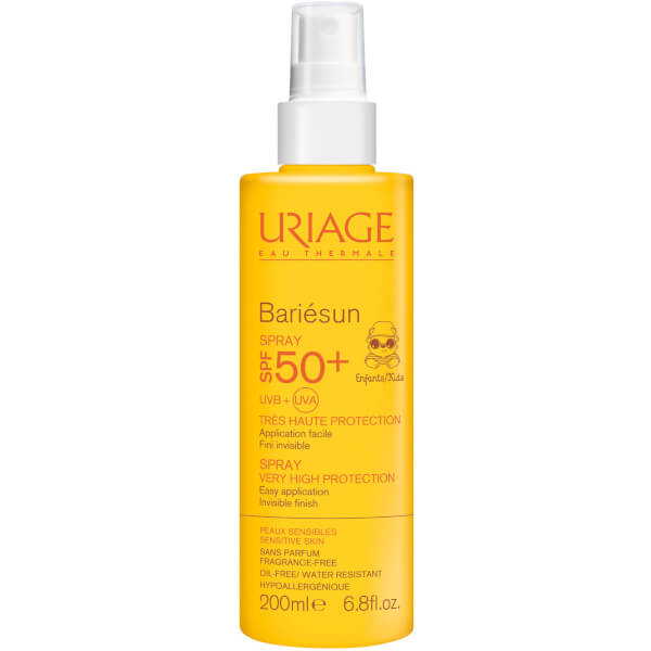 Uriage Bariésun Baby Sun Spray SPF50+ (200ml)