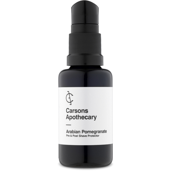 Carsons Apothecary Arabian Pomegranate Shaving Oil