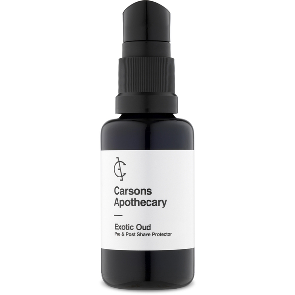 Carsons Apothecary Exotic Oud Shaving Oil