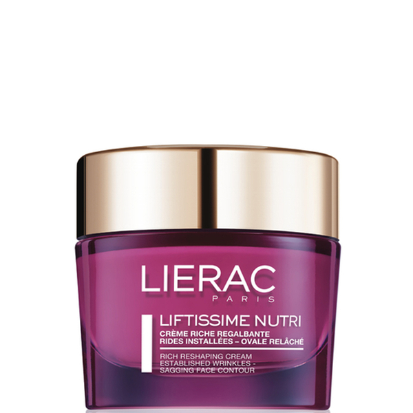 Lierac Listissime Nutri Crème Riche Regalbante (50ml)