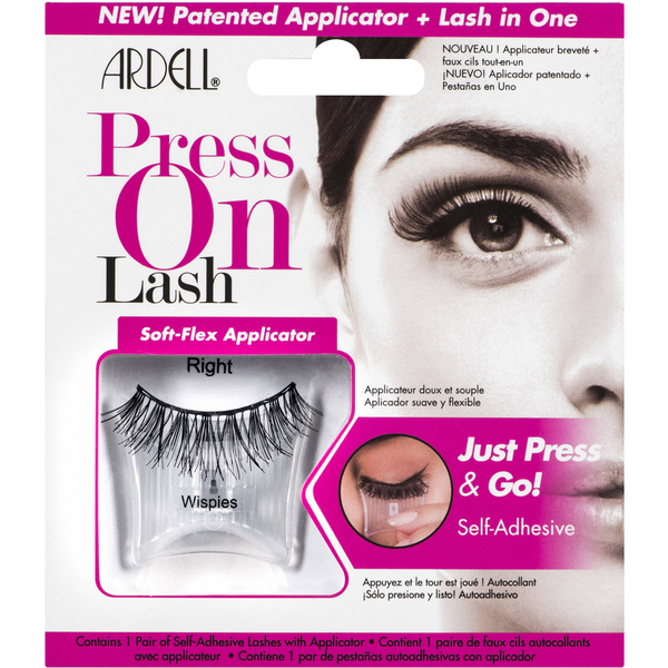 Ardell Faux-Cils Press On Wispies Noir