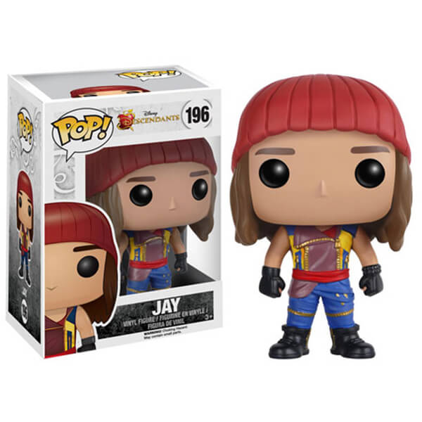 Disney Descendants Jay Pop! Vinyl Figure