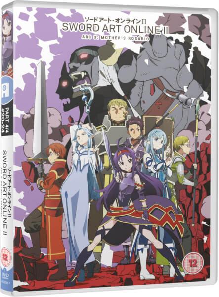 Sword Art Online II - Part 4