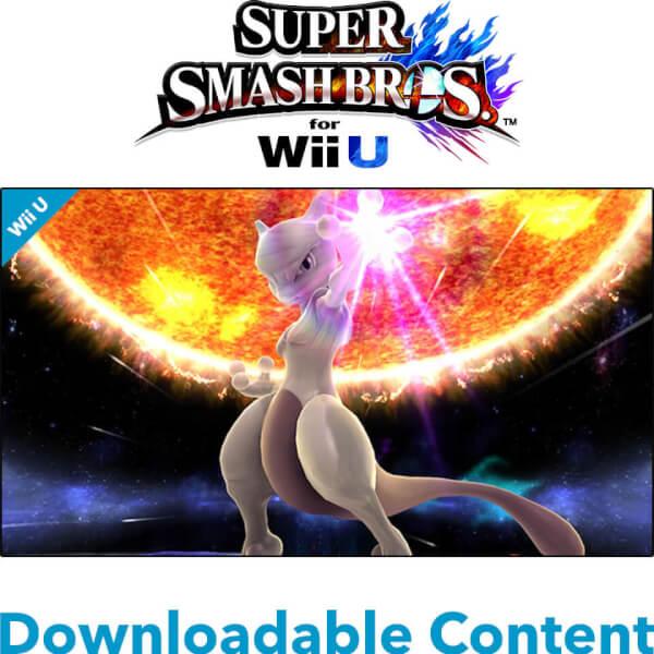 Super Smash Bros. for Wii U - Mewtwo DLC